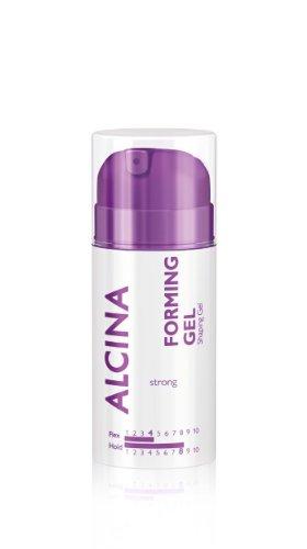 Alcina Styling Strong - Forming-Gel Verleiht dem Haar extra starken Halt ohne zu verkleben - 100 ml