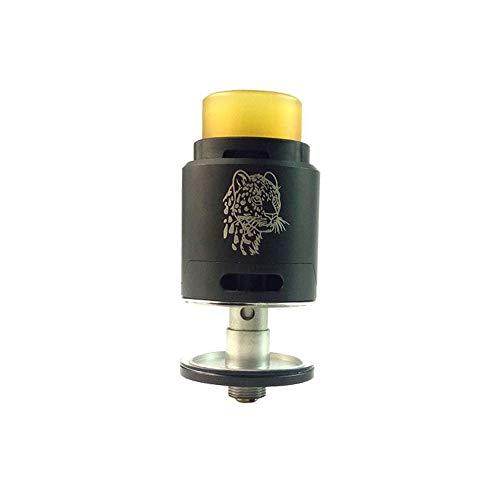 5GVAPE Leopard RDTA, 24mm RDTA, 810 PEI punta de goteo, Zumos de fácil recarga, Buen sabor, Calidad garantizada