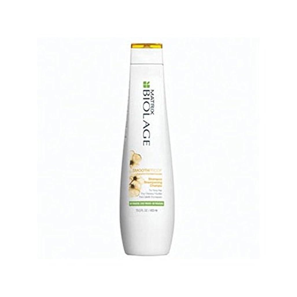 菊レモン講義Matrix Biolage Smoothproof Shampoo (400ml) (Pack of 6) - マトリックスバイオレイジのシャンプー(400ミリリットル) x6 [並行輸入品]