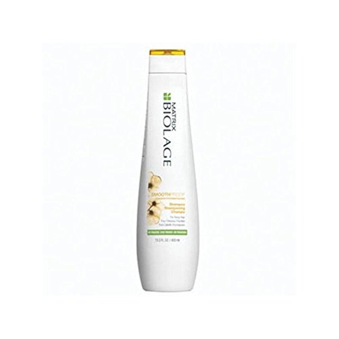 ジムセンサー正しいMatrix Biolage Smoothproof Shampoo (400ml) (Pack of 6) - マトリックスバイオレイジのシャンプー(400ミリリットル) x6 [並行輸入品]