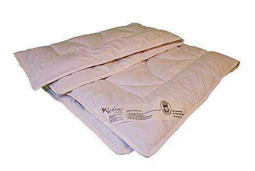 rabens´organic Alpaka Bio Kinder Bettdecke 100x135cm - liegt leicht auf dem Körper und wärmt angenehm