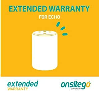 Onsitego 2 Year Extended Warranty for Echo (Email Delivery)