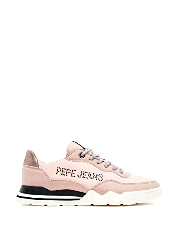 Pepe Jeans Siena Bass, Zapatillas Mujer, 311nude, 38 EU
