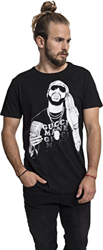 MERCHCODE Gucci Mane Money tee Camiseta, Hombre