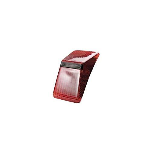 TNTTU achterlicht, zacht, wandlamp, YG 01715, rood