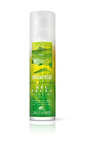 Atlantia Gel Muscular Frío-Calor - 200 ml
