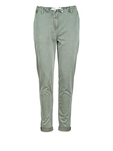 Chillaz Summer Splash Grün, Damen Hose, Größe 34 - Farbe Olive
