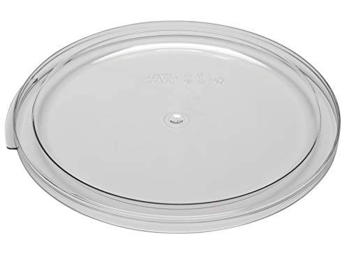 Camwear® Round Lid For 12, 18 & 22 Quart Clear