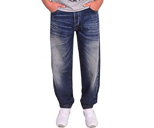 Picaldi Jeans Zicco 472 Most Wanted   Karottenschnitt Jeans, Größe: 38W / 32L