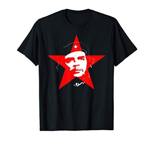 Che Guevara Kuba Rebell Unterschrift Guerilla Revolution T-Shirt