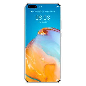 HUAWEI P40 Pro+ 16,7 cm (6.58') 8 GB 512 GB SIM Doble 5G USB Tipo C Blanco Android 10.0 Mobile Services (HMS) 4200 mAh P40 Pro+, 50 MP, Android 10.0,