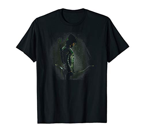 Arrow TV Series In the Shadows T-Shirt
