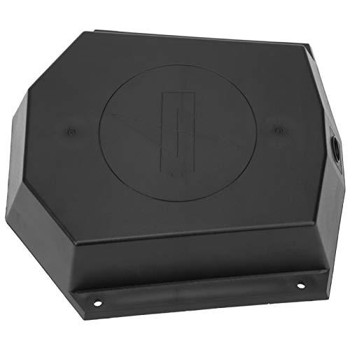 Pwshymi Caja de batería separada para Longboard fácil de Instalar Caja de...