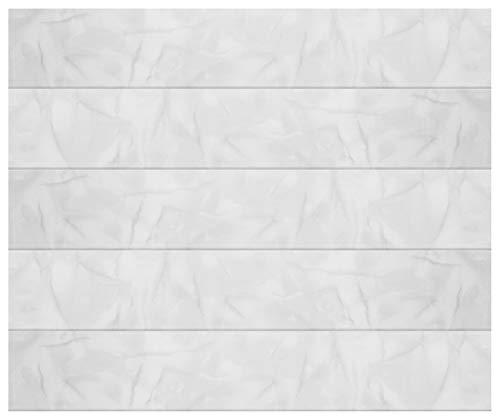20 qm Deckenpaneele | graue Marmoroptik | extrudiertes Polystyrol | Inneneinrichtung | Dekor Paneele | XPS | Hexim | 100 x 16,7 cm | P-56