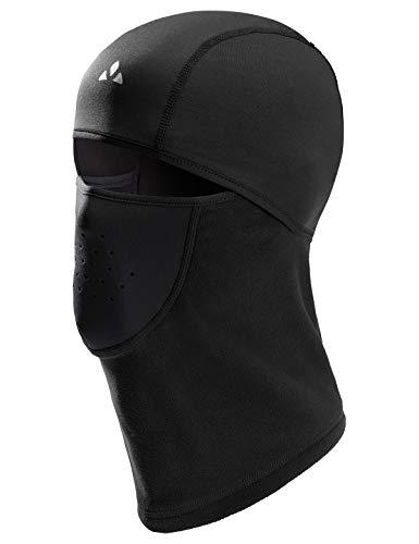 VAUDE Accessories Bike Facemask Warm für Radler, black, S, 41640