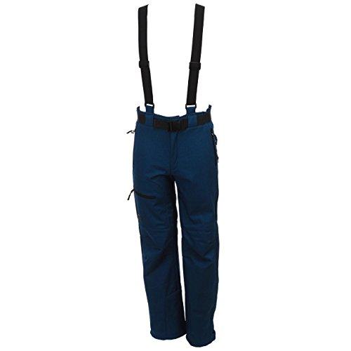 SD Best selection - Unosoft Bleu ch Pant - Pantalon de Ski Surf - Bleu pétrole - Taille M