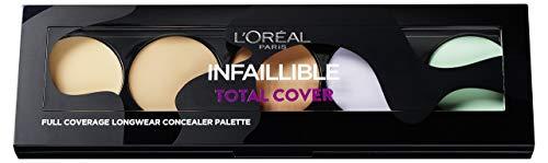 L'Oréal Paris Infaillible Total Cover Concealer Palette