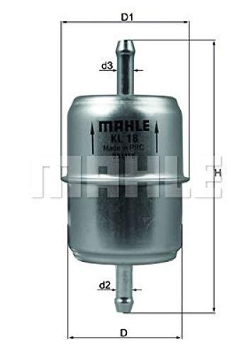 Mahle Knecht KL 18 Kraftstofffilter