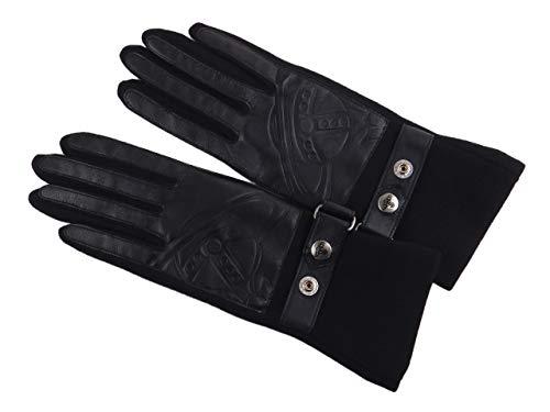 (ヴィヴィアン・ウエストウッド) Vivienne Westwood ウール混手袋 v1259-01