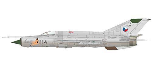 エデュアルド 1/144 チェコ空軍 MiG-21MF デュアルコンボ プラモデル EDU4434