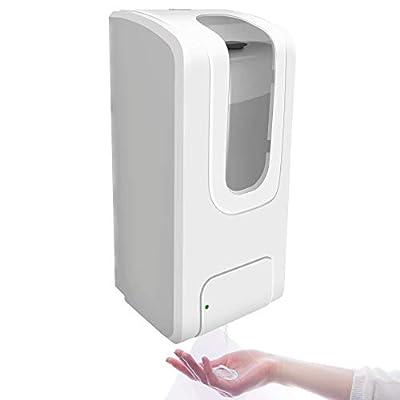 Ecoey Large Liquid Dispenser, Automatic Soap Di...