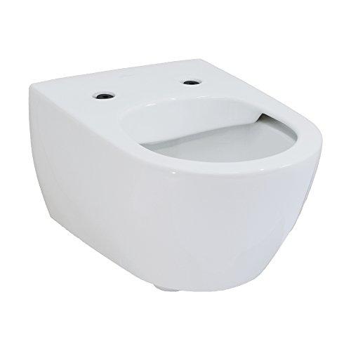 Villeroy und Boch Subway 2.0 Wand-Tiefspül-WC, spülrandlos DirectFlush, weiß, 5614R001