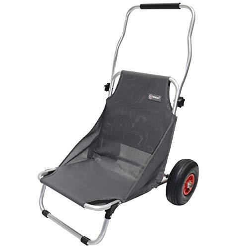 Homecall Trolley aus Aluminium - (Grau)