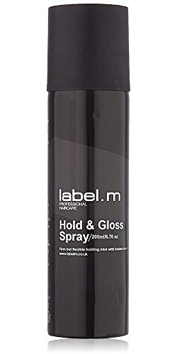 Label M Hold and Gloss Spray pour Femme 200 ml