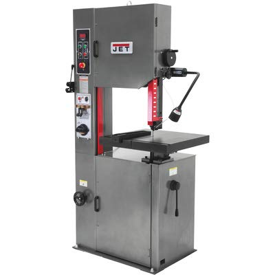 JET Vertical Metal Cutting Band Saw - 14in. 1 HP, 115/230V, Model Number VBS-1408