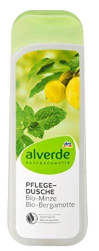 Duschgel Pflegedusche - Naturkosmetik - Mit Minze und Bergamotte - Für eine sanfte Reinigung - 250 ml