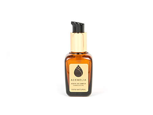 Olio di camelia puro - Alta qualità - Spremitura a freddo - 30ml