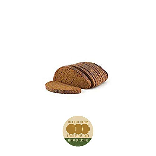 OOOFlavors Rye Bread Flavored Liquid Concentrate Unsweetened (30 ml)