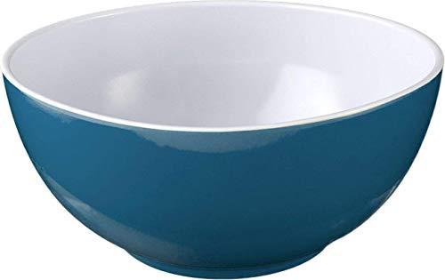 Brunner FRA550602 Bol à céréales, Bleu/Gris/Blanc