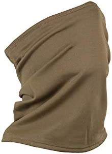 Made in USA Coyote Brown Summer Weight Performance Neck Gaiter Coyote Brown product image