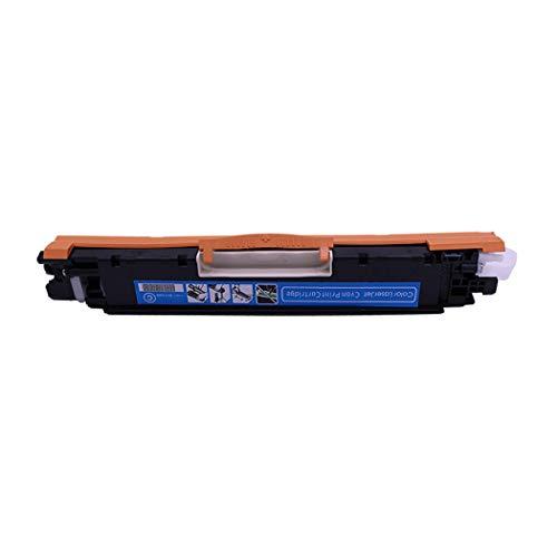 Para HPPLC-H126A Cartucho de tóner compatible con el color HPHP Laserjet Procp1021 / CP1022 / CP1023 / CP1025 / Cp1025nw / Cp1026nw Cartucho de tóner para impresora, listo para usar,Azul