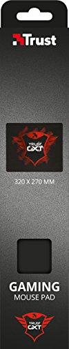 Trust GXT 754-L Gaming Mauspad (320 x 270 x 3 mm) schwarz