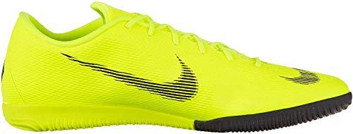 Nike Unisex-Erwachsene Mercurial Superfly VI Pro FG Sneakers, Mehrfarbig (Wolf Grey/Lt Crimson/Pure Platinum 001), 43 EU