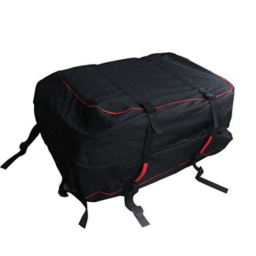Laidanya Car koffer dakkoffer opvouwbare auto lading waterdichte zachte Chauffeur Top Bag Suv Auto Locker 76,5 * 51 * 43cm 1