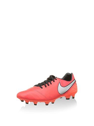 Nike Herren Tiempo Mystic V Fg Fußballschuhe, Flamingo/schwarz, 40 EU