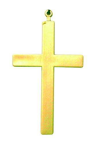 Aptafêtes - AC2205 - Croix de l'exorciste 23 cm
