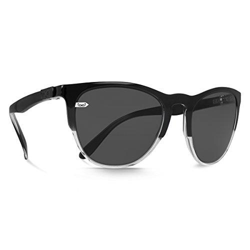 gloryfy unbreakable eyewear Sonnenbrille Gi16 Headliner black und white, schwarz