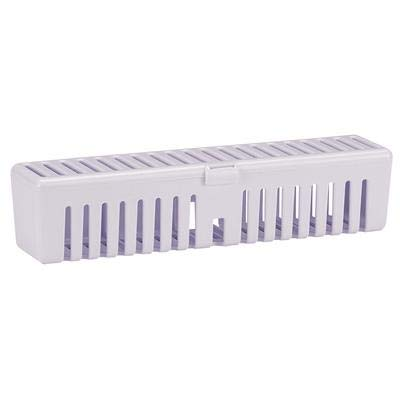 Steri-Cage Container Cassette Plastic 8 in L 1 4 3 Outlet SALE Max 56% OFF W x