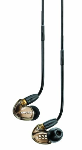 Shure SE535 In-Ear Ohrhörer bronze