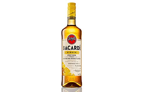 BACARDI Ginger Limited Edition Flavoured (1 x 70 ml)