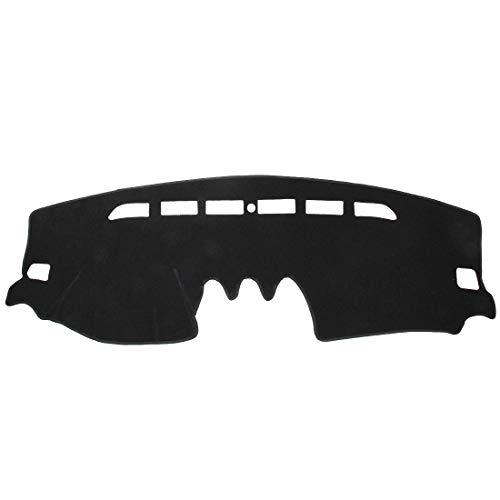 ZAORUN Zubehör Dark Mat Car Dashboard-Cover Car Light Pad Instrumentenbrett Sonnencreme for New Vitra (Modell und Baujahr beachten)