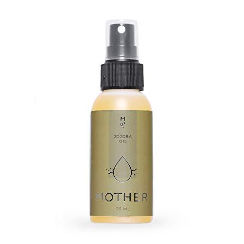 Bio Jojobaöl für Haare - Bartöl, Hautplegeöl, Körperöl, Haarpflege - Kaltgepresst, Vegan, Zertifiziert