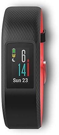 Garmin Vivosport Akıllı Bileklik, Unisex, Fuşya, S,M