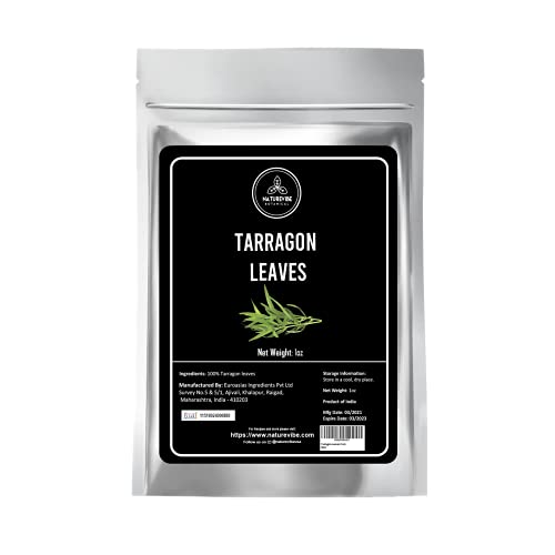 Naturevibe Botanicals Tarragon Leaves, 1 ounce |...