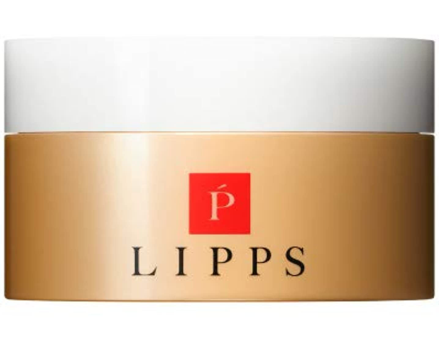 ズームインする追い出す残り物【ふわっと動く×自由自在な束感】LIPPS L12フリーキープワックス (85g)