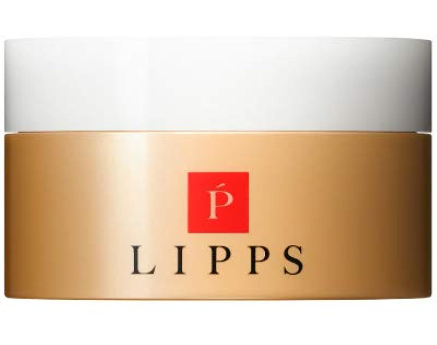 電気バンガロー特別な【ふわっと動く×自由自在な束感】LIPPS L12フリーキープワックス (85g)